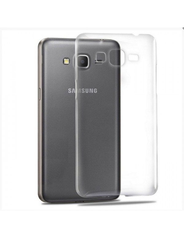 Coque silicone Samsung Galaxy Grand Prime/Grand Prime VE - Transparent