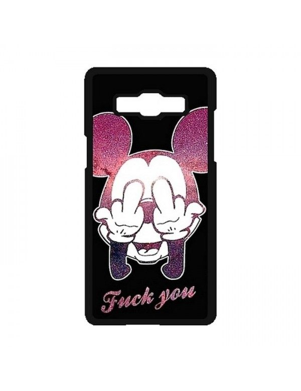 Coque Samsung Galaxy A5 2015 Fuck you Mickey