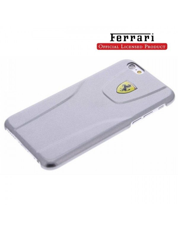 Coque  iPhone 6/6S - Ferrari gris