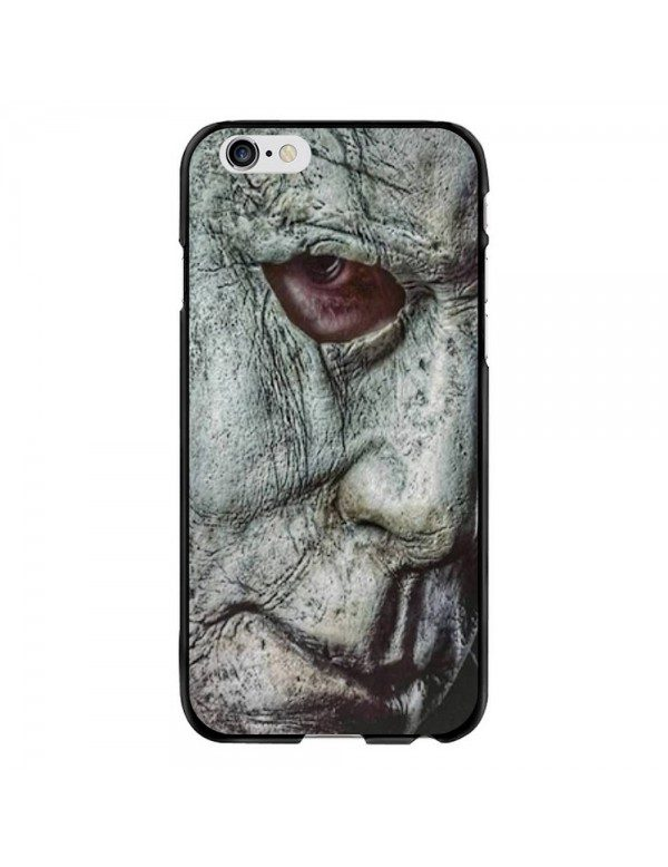 Coque iPhone 6/6S - Visage Masque Mickael Myers Halloween