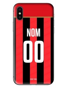 COQUE MAILLOT FOOT - BOURNEMOUTH DOMICILE 2019/2020 - PERSONNALISABLE