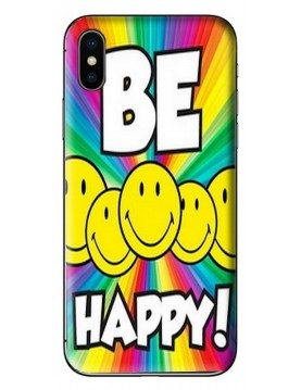 Coque de protection Smiley Be Happy
