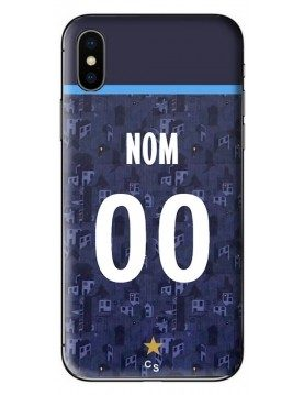 COQUE MAILLOT FOOT - MARSEILLE OM EXTERIEUR 2020/2021 - PERSONNALISABLE