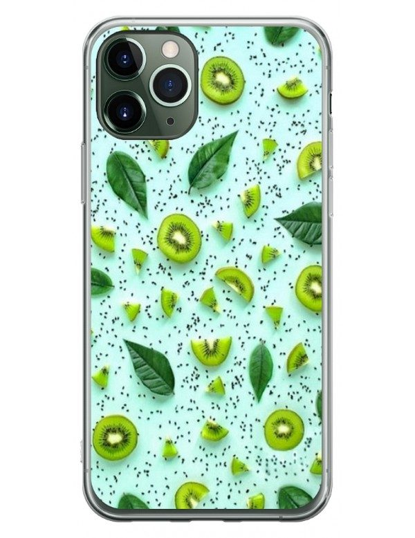 COQUE DE PROTECTION COLLECTION FRUITS - KIWIS