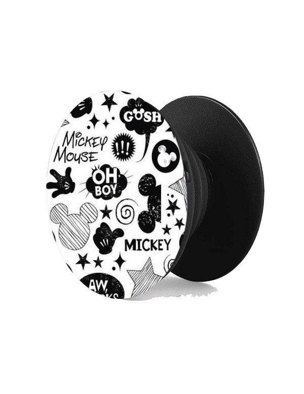 GRIP - MICKEY LOGO
