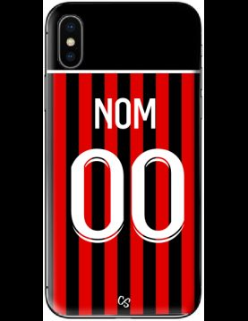 COQUE MAILLOT FOOT - NICE...