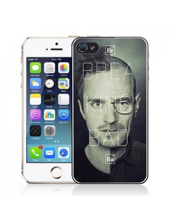 Coque rigide iPhone 4/4S- Série Breaking Bad